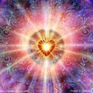 Espiritualidade Natural Radiant Heart