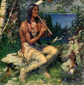 Indio americano