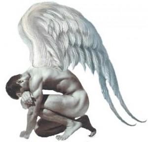 O homem que criou asas